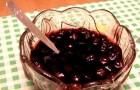 Джем из черноплодной рябины