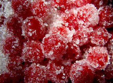 Калина в сахаре