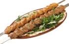 Люля-кебаб с зеленью