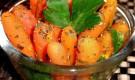 Морковь маринованная