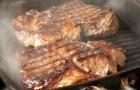 Мясо, жареное в жире