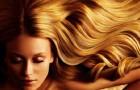 Натуральный компресс для сухих волос