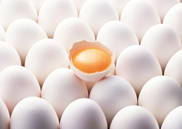 Ополаскиватель на основе яиц