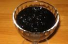 Рябина черноплодная с сахаром