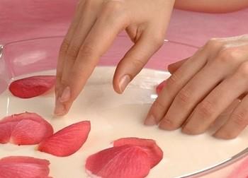 Смесь для ногтей из черной смородины