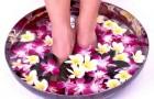 Смягчающие ванночки