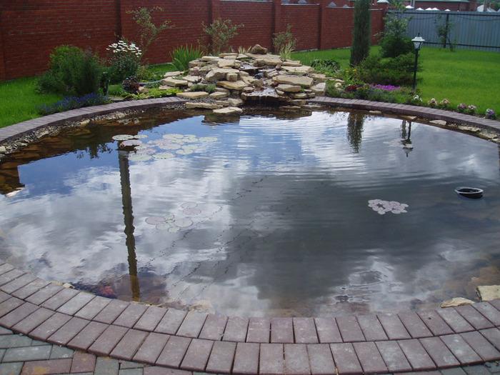 Плитка для водоема