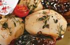 Говядина в карамельном соусе