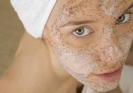 Маска для чувствительной обезвоженной кожи с пигментными пятнами