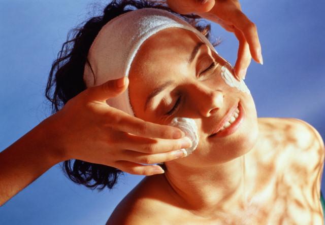 Маска для увядающей чувствительной кожи