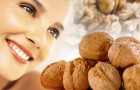 Маска из грецких орехов