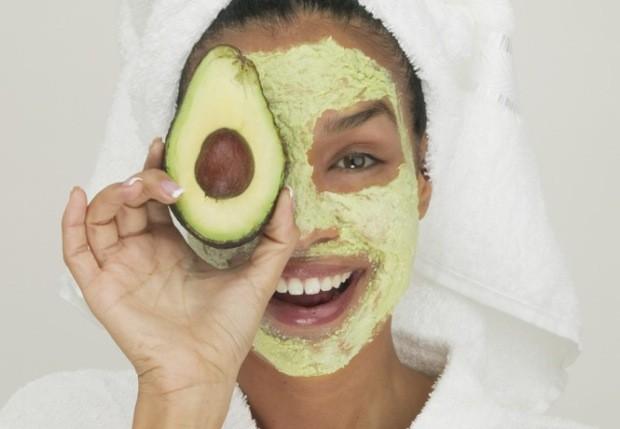 Освежающая маска для огрубевшей кожи