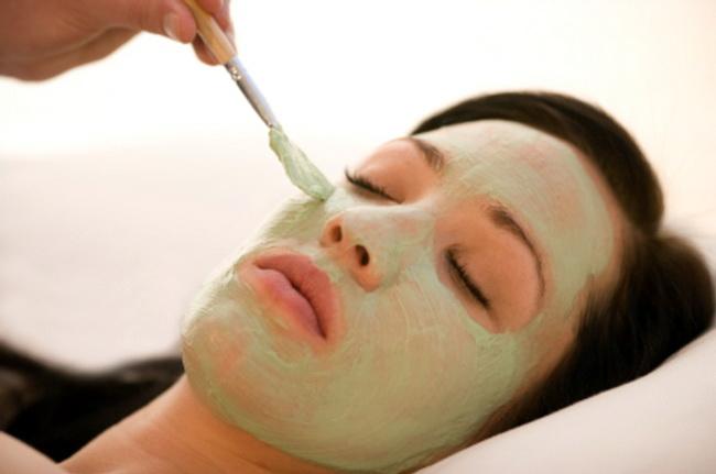 Подсушивающая маска для жирной кожи