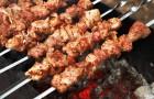 Шашлык из свинины «Летний»