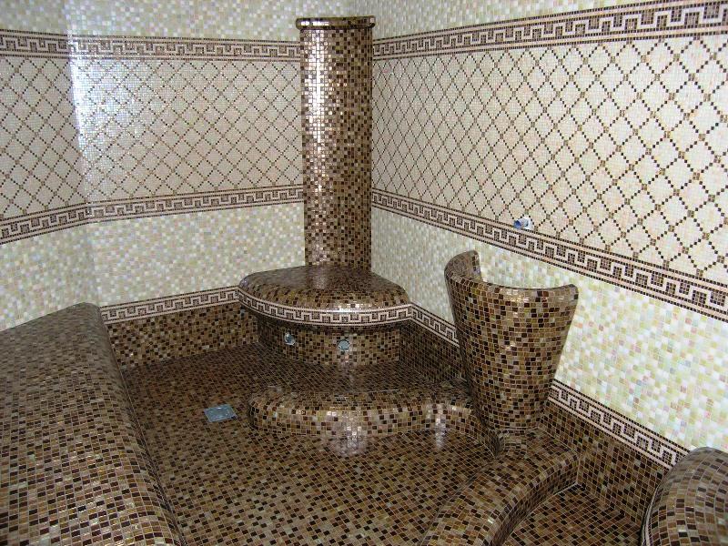 Турецкая баня своими руками на даче - Модная точка
