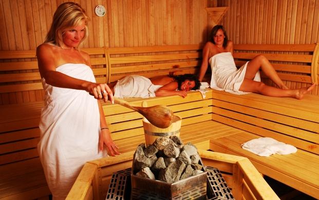 Устройство финской бани