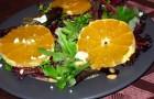 Апельсиново-чесночная заправка