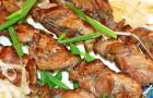 Барбекю ассорти из свинины и телятины