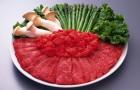 Барбекю из китового мяса
