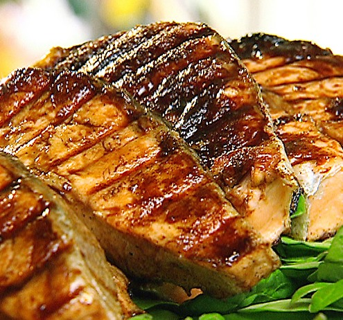Барбекю из свинины в пивном маринаде
