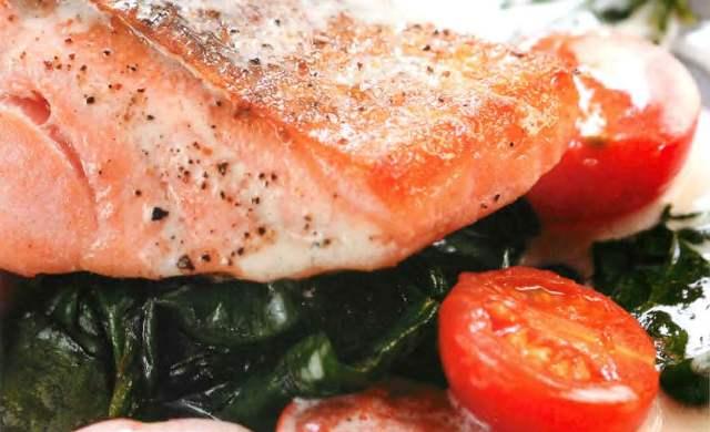 Блюда из морской рыбы