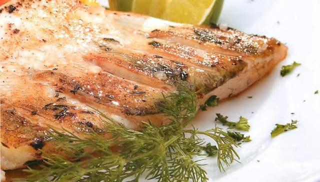 Блюда из пресноводной рыбы