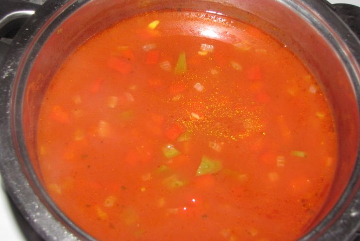 Болгарская томатная приправа