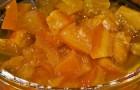 Десерт из кабачка