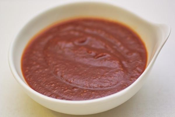Греческий чесночно-миндальный соус