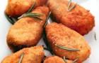 Картофельные крокеты с соусом тартар