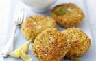Картофельные зразы с грецкими орехами