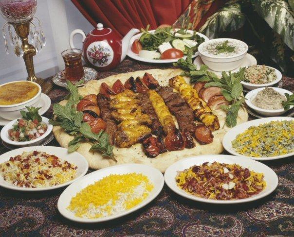 Кебаб по-иордански