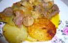 Кисло-сладкий маринад для грибов