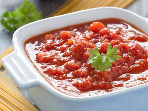 Красный соус по-итальянски