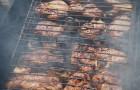 Курица, жаренная на решетке, по-каирски