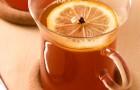Лимонный чай с гвоздикой