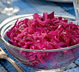 Маринад для краснокочанной капусты
