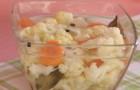 Маринад для цветной капусты