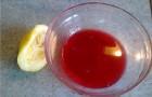 Маринад из сока смородины