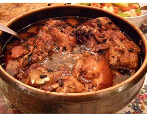 Маринад с квасом для говядины или свинины