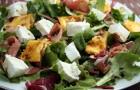 Масляная заправка с бальзамическим уксусом и оливками