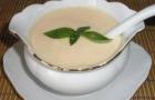 Основной белый соус для рыбы
