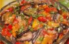 Острый маринад со сладкими помидорами