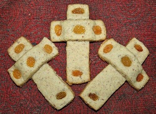Печенье «Кресты»
