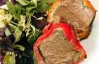 Перец, фаршированный куриной печенью