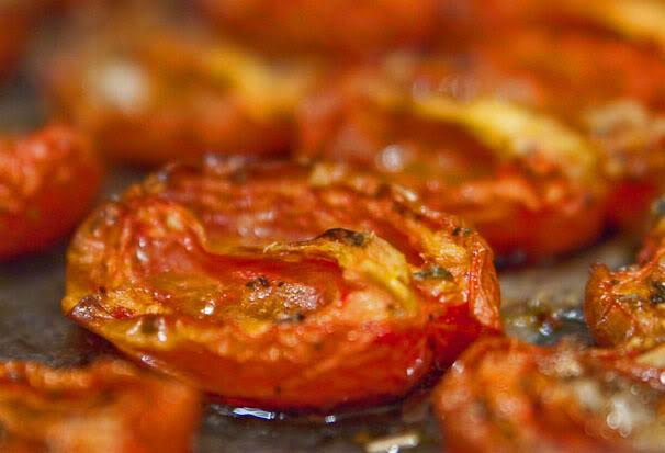Подлива с вялеными помидорами по-итальянски