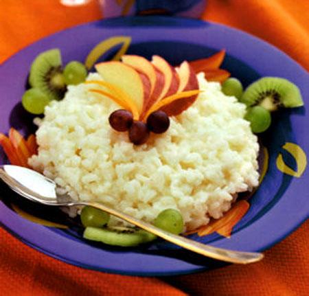 Рисово-овсяная рассыпчатая каша