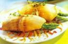 Рулетики из рыбы с морковью