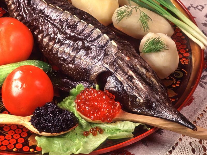 Рыба по-нижегородски