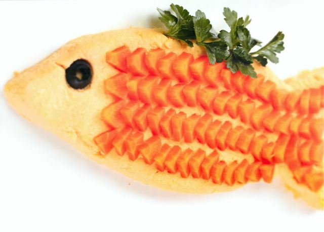 Рыбный паштет